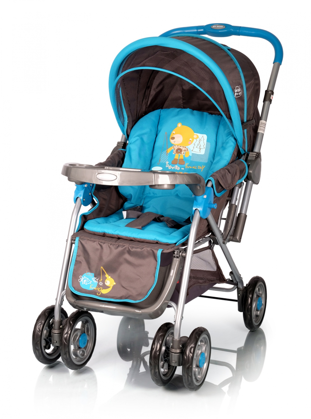 18083 Baby Stroller With Baby Carrier Baby Stroller