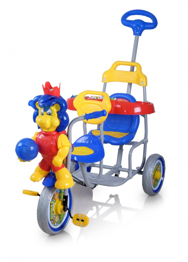 21106 Family Tricycle Lion Tricycle