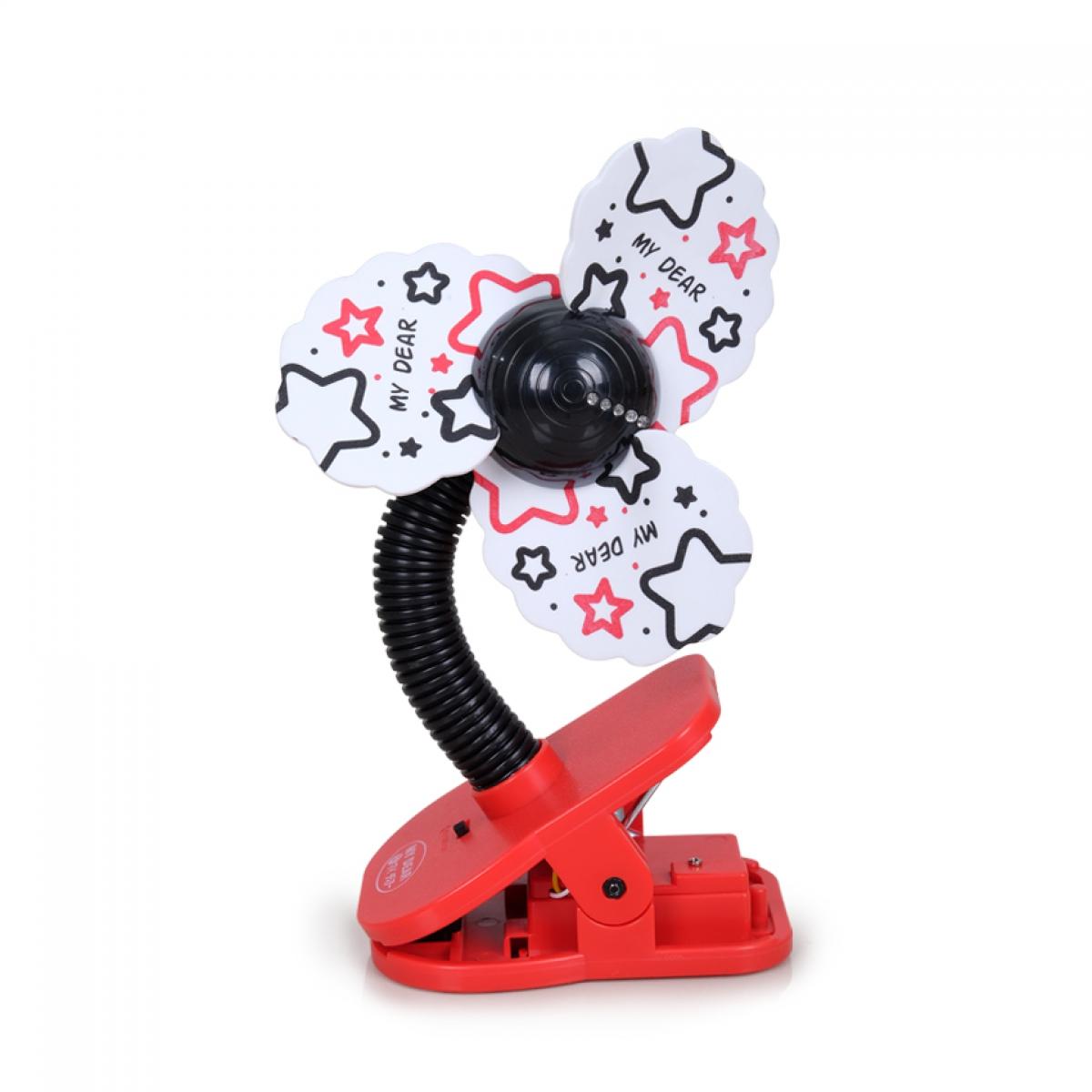 16060 Clip On Fan Clip On Fan Baby Accessories