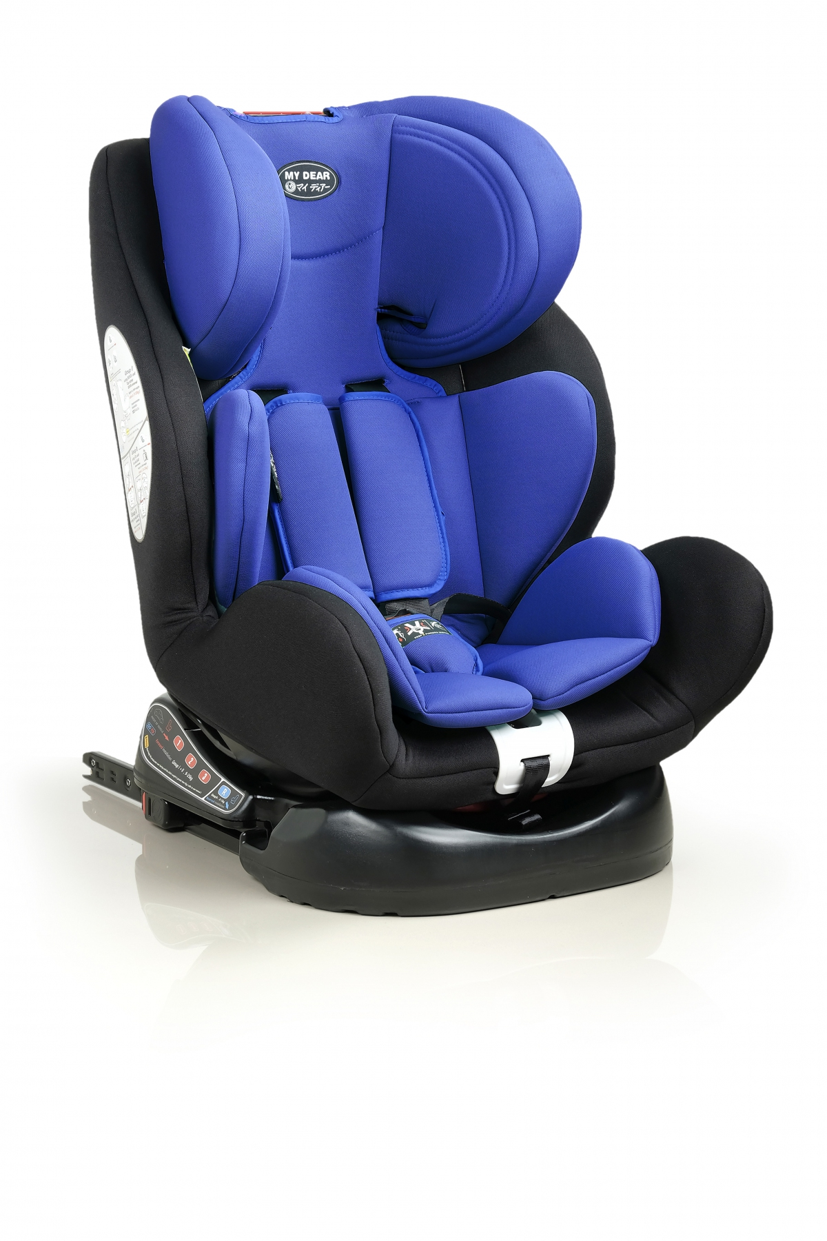30018 Car Seat With Isofix Baby Car Seat