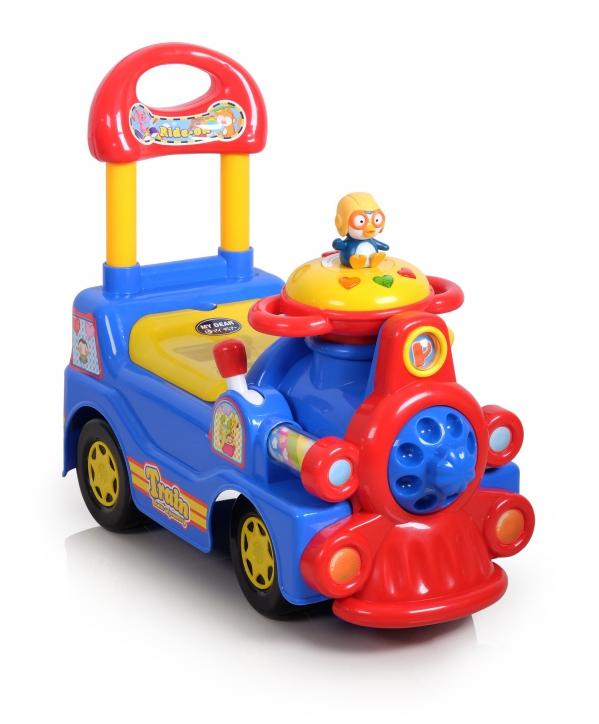 23100 Pororo Tolo Car Ride On Car