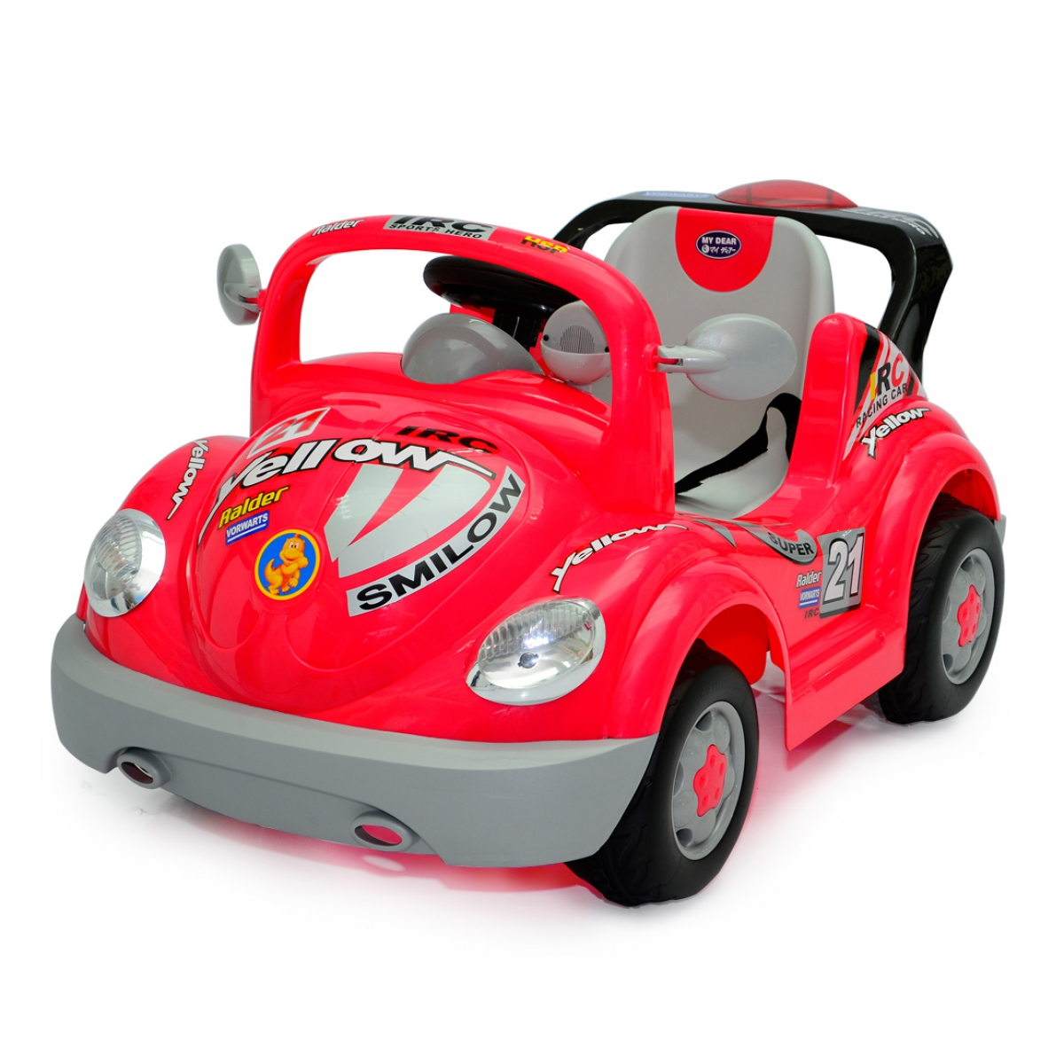 34043 Baby Car Baby Battery Operated Cars Bikes