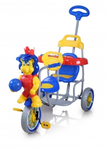 21106 Family Tricycle (Lion)