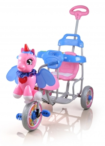 21107 Family Tricycle (Unicorn)