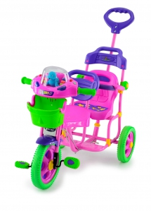 21076, Family Tricycle (Twin Seat)