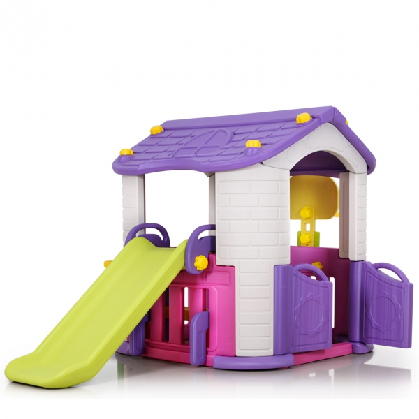 29016 Playhouse with slide
