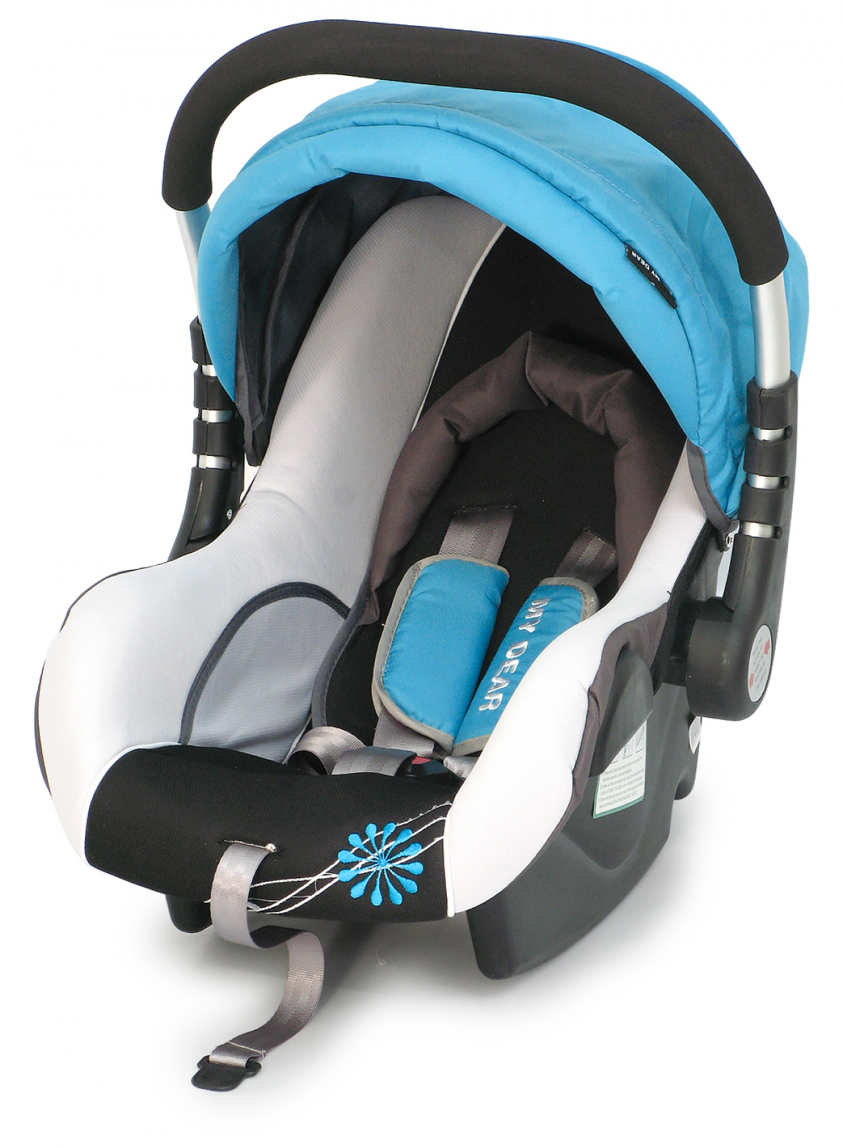 28015 Carrier With Aluminium Handle Baby Carrier