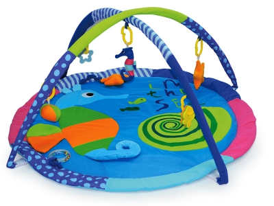 16001 Sea Horse Activity Mat