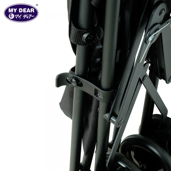 My Dear baby buggy 17002 - Auto lock after fold