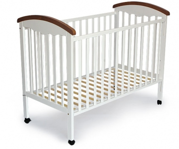 "26025 Baby Cot (Fitted Mattress Size 24"" X 48"")"